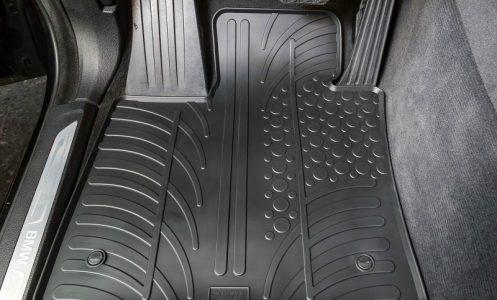 Auto tepisi za BMW