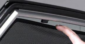 Sjenila za auto služe za zaštitu automobilskih prozora od sunca